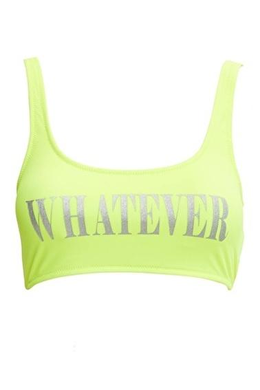 DeFacto Bikini Üst Yeşil